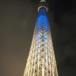 東京スカイツリー クリスマスイルミーネーション 2014 おすすめ