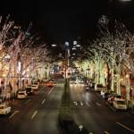 表参道・原宿クリスマスイルミーション2014 開催時期、混雑予想とおすすめのお店