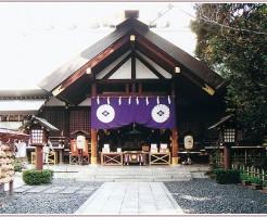 初詣東京縁結び東京大神宮