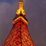 東京タワー バレンタイン 階段昇って夜景とイルミネーションを見よう!
