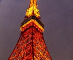 東京タワー バレンタイン