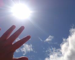 紫外線対策 赤ちゃん