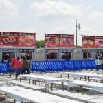 肉フェスODAIBAお台場2015秋 日程とアクセス、混雑状況は?