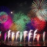 足立の花火大会2016 の日時とおすすめスポットや有料席の予約方法について