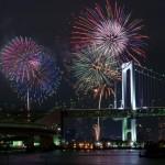 東京湾花火大会 予約が必要な無料・有料スポットと花火が見えるレストランを紹介